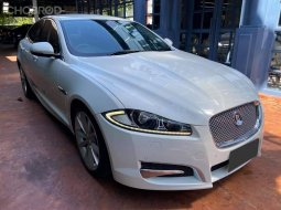 Jaguar xf 2.2 diesel turbo ปี 2014