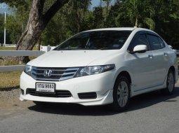 2011 Honda CITY 1.5 SV i-VTEC  ( CNG ) รถเก๋ง 4 ประตู