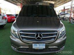 2017 Mercedes-Benz Vito 116 Tourer Select รถศูนย์ มือเดียว ไมล์ 58,xxx km.