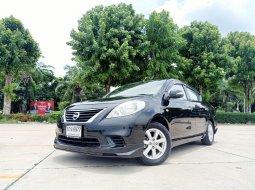 2012 Nissan Almera 1.2 V A/T รถเก๋ง 4 ประตู