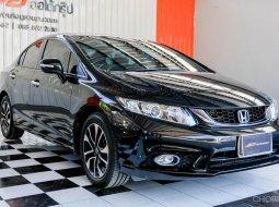 ขายรถ Honda CIVIC 1.8 EL i-VTEC ปี2015 รถเก๋ง 4 ประตู