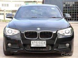 BMW SERIES 116i M SPORT Minor Change F20 ปี2015