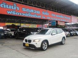 ขายรถ BMW X1 Sdrive18i ปี 2012