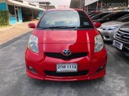 2010 Toyota YARIS 1.5 G Limited มีเครดิตหรือไม่ทีก็ฟรีดาวน์