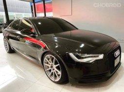 Audi A6 2.0 เทอร์โบ TFSI Hybrid ปี 2015