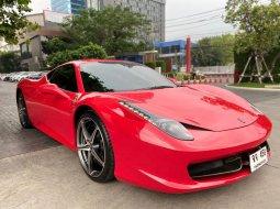 2012 Ferrari 458 Italia 4.5 รถเก๋ง 2 ประตู