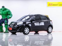 1P-60 NISSAN MARCH 1.2 E เกียร์ AT ปี 2019