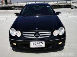 2005 Mercedes-Benz CLK200 Kompressor มือเดียว ไมล์น้อย 93,xxx km. สภาพสะสม