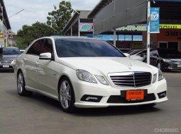 ขายรถ 2011 Mercedes-Benz E250 CDI AMG รถเก๋ง 4 ประตู