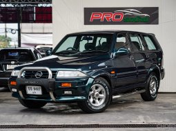 SSANGYONG MUSSO 3.2(500 LIMITED) ปี1998
