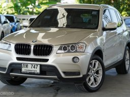 2013 BMW X3 XDRIVE20D HIGHLINE (F25)