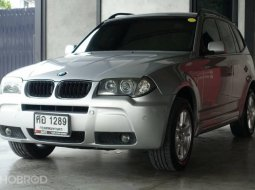 2006 BMW X3 xDrive25i มีเครดิตหรือไม่มีก็จัดเต็ม