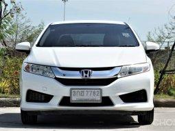 2014 Honda CITY 1.5 V CNG รถเก๋ง 4 ประตู