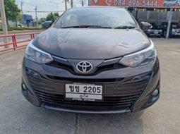 2018 Toyota Yaris Ativ 1.2 G รถเก๋ง 4 ประตู