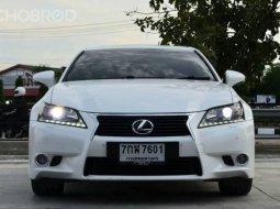 Lexus GS250 ปี 2012  ไมล์วิ่ง 10x,xxx km.