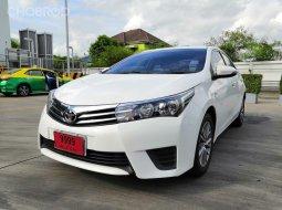 2014 Toyota COROLLA NEW ALTIS 1.6 G. รถเก๋ง 4 ประตู