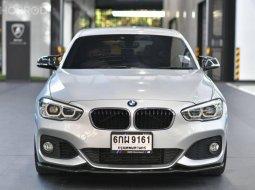 BMW 118i M sport ปี 2017