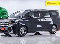 1P-193 Toyota VELLFIRE 2.5 Z G EDITION รถตู้/VAN ปี 2016