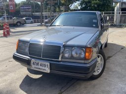 1992 Mercedes-Benz 300E Classic รถเก๋ง 4 ประตู