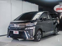 ขายรถ Toyota Vellfire ตัว Top ปี 2018 จด 2019