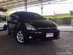 Toyota Wish 2.0 Q Yr2005 Ext/Black Int/Black