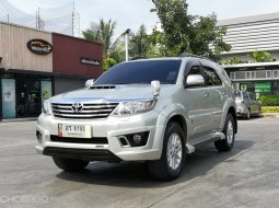 2012 Toyota Fortuner 3.0 Exclusive V 4WD