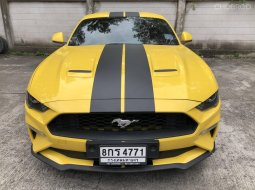 🔥จองให้ทัน🔥 Ford Mustang 2.3 ecoboost ปี 2018 ไมล์แท้ 2หมื่นโล