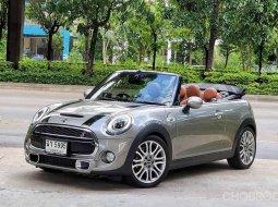 2017 Mini Cooper 1.6 S รถเปิดประทุน