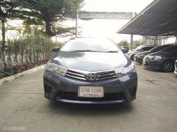 2014 Toyota Corolla Altis 1.6 E CNG รถเก๋ง 4 ประตู