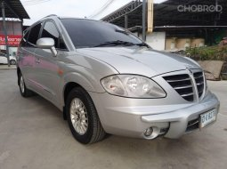 2007 Ssangyong Stavic 2.7 SV270 Exclusive SUV