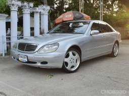 "MERCEDES-BENZ    S280  "" Long Wheel Base ""     2.8 AT V6  ( W220 )"