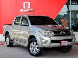 2011 Toyota Hilux Vigo 2.5 E Prerunner  DOUBLE CAB  Pickup MT (ปี 08-11) P6343