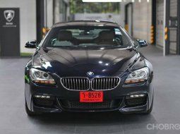 BMW 640i Gran Coupe M Sport ปี 2012