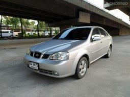 2004 Chevrolet Optra 1.6 รถเก๋ง 4 ประตู