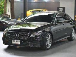 Mercedes Benz E220d AMG CBU ดีเซล ประกอบนอก ปี 2017