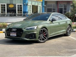 2020 Audi A5 2.0 40 TFSI รถเก๋ง 4 ประตู