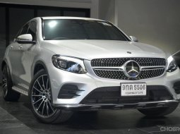 Mercedes Benz GLC 250 Coupe AMG Plus ปี 2019