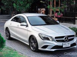 ขายรถ 2015 Mercedes-Benz CLA180 BlueEFFICIENCY รถเก๋ง 4 ประตู