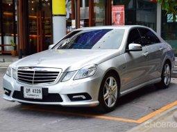 ขายรถ 2010 Mercedes-Benz E250 CGI Avantgarde รถเก๋ง 4 ประตู
