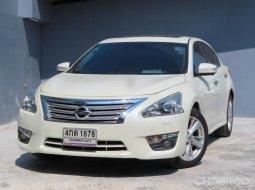 2017 Nissan TEANA 2.5 XV รถเก๋ง 4 ประตู