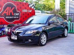 2009 Mazda 3 1.6 Spirit รถเก๋ง 4 ประตู