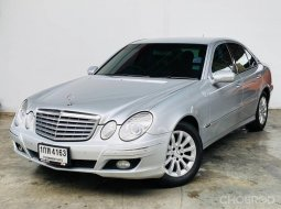 2006 Mercedes-Benz E200 NGT รถเก๋ง 4 ประตู ✨รถบ้านแท้ๆ ✨ขายตามสภาพ ✨ไม่เก็บงาน