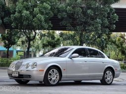 จองให้ทัน Jaguar  S-type 2.5 2005 ไมล์ 13,xxx km. optionเต็ม รถศูนย์ หายากมาก