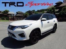 2017 Toyota Fortuner 2.8 TRD Sportivo A/T 4WD SUV