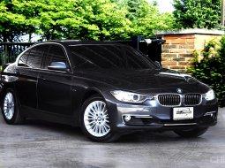 BMW 320i Luxury Twin Power Turbo รถมือเดียว ออกศูนย์ BMW Thailand