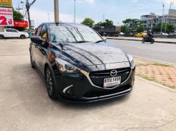 2017 Mazda 2 High Connect เครื่องดีเซล ไมล์แท้ 60,xxx km.