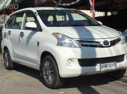ขายรถมือสอง 2014 Toyota AVANZA 1.5 E Wagon AT