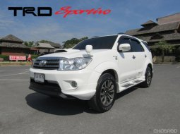 2009 Toyota Fortuner 3.0 TRD Sportivo 4WD SUV