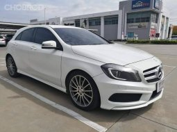 ขายรถ 2014 Mercedes-Benz A180 AMG รถเก๋ง 5 ประตู