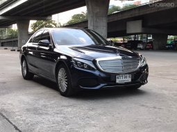 🔥 ขายถูกสุด รถมือเดียวไมล์น้อย 🔥 BENZ C-CLASS C180 1.6 EXCLUSIVE ปี2015